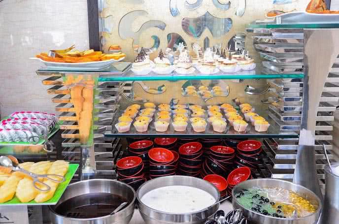 Đánh giá ảnh nhà hàng buffet hoàng gia 10