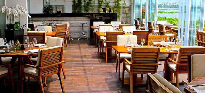 Top 5 nhà hàng có view đẹp và lãng mạn nhất Sài Gòn Ảnh 2