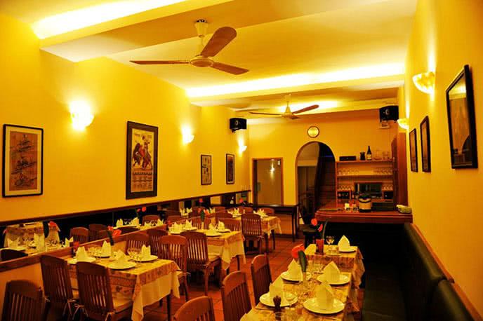 Top 5 nhà hàng có view đẹp và lãng mạn nhất Sài Gòn Ảnh 3