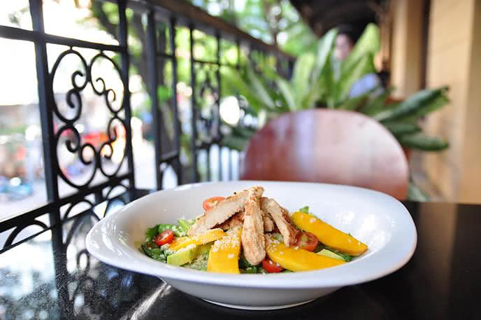Top 10 nhà hàng Ý ngon và nổi tiếng nhất Sài Gòn Ảnh 6