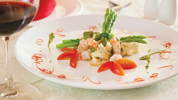 Top 10 nhà hàng Ý ngon và nổi tiếng nhất Sài Gòn Ảnh 10