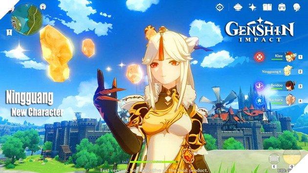 Genshin Impact: Cách chơi Ningguang đầy đủ với hướng xây dựng Địa lý và trang bị mạnh nhất