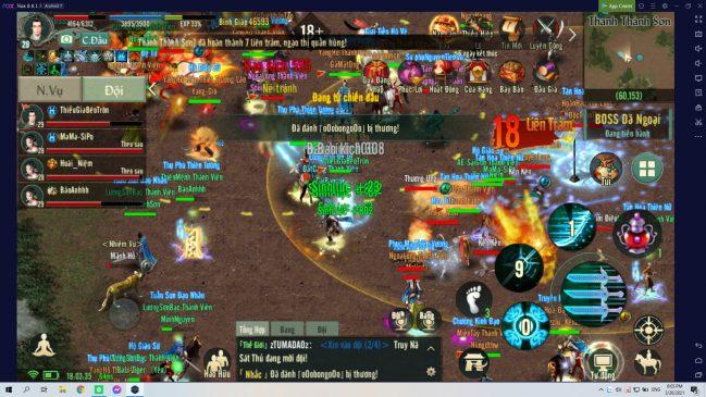 Võ Lâm Truyền Kỳ 1 Mobile: Hướng dẫn cách lên cấp cực nhanh trong game để anh em đua top