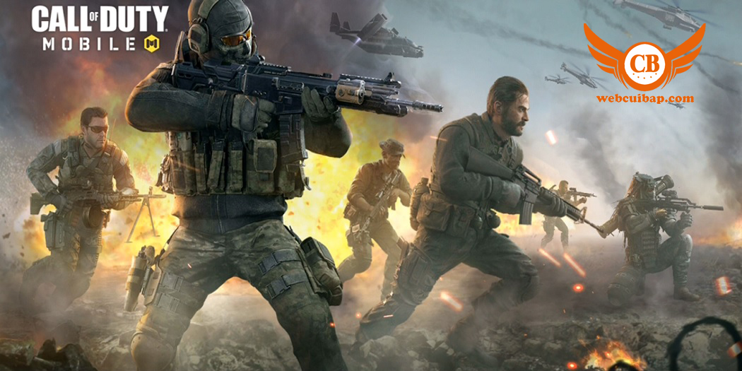 Call of Duty mobile APK full Android