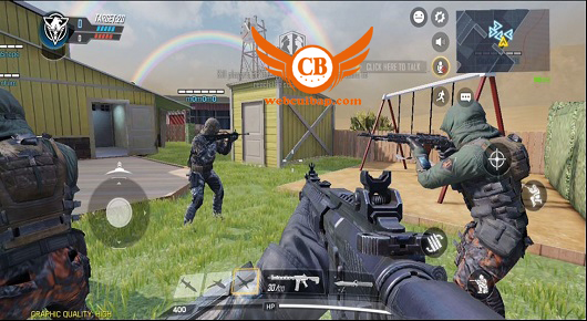 Call of Duty mobile full APK DATA Android