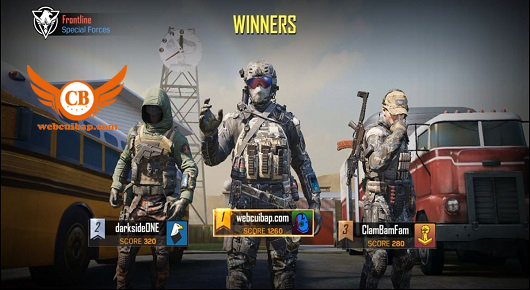 Chế độ multiplayer trong call of duty mobile