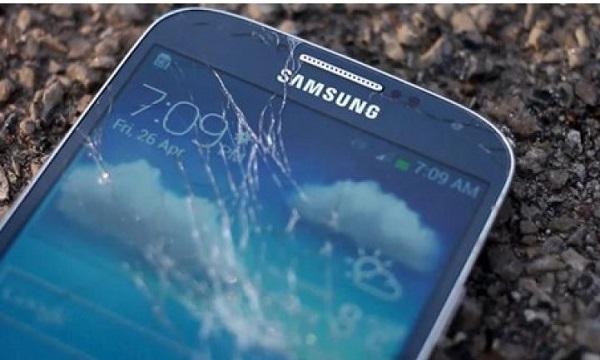 Samsung bị lỗi phần cứng