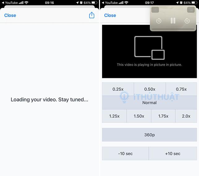 Cách xem video YouTube dưới dạng Hình trong Hình trên iOS 14 9