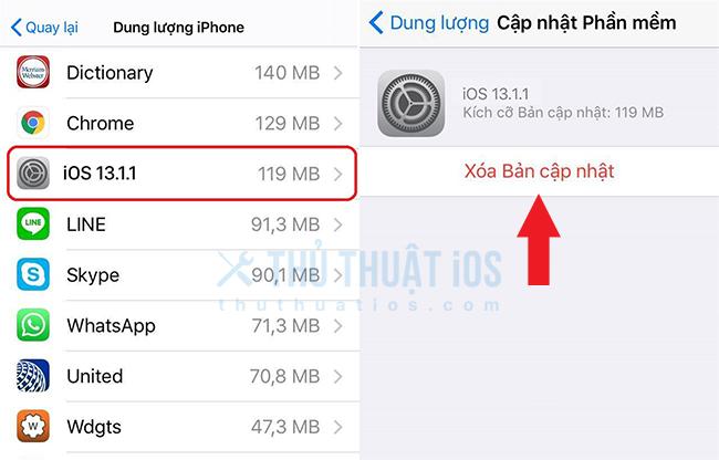 Hướng dẫn chặn cập nhật iOS mới (cập nhật 2020) 8