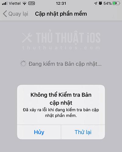 Hướng dẫn chặn bản cập nhật iOS mới (bản cập nhật 2020) 11
