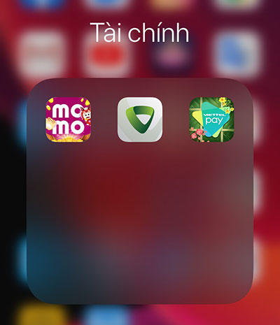 Cách sắp xếp ứng dụng trên iPhone, iPad 8