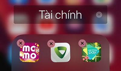 Cách sắp xếp ứng dụng trên iPhone, iPad 9