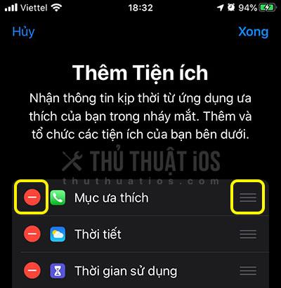 Cách sắp xếp ứng dụng trên iPhone, iPad 12