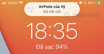 Cách sử dụng tính năng tự động chuyển đổi AirPods giữa 6.  thiết bị