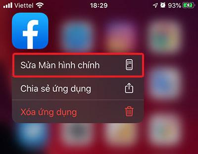Cách sắp xếp ứng dụng trên iPhone, iPad 6