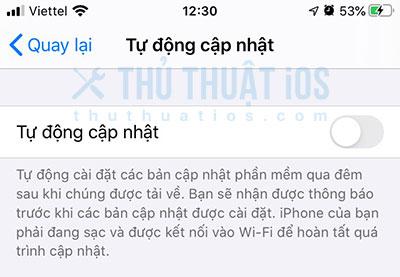 Hướng dẫn chặn cập nhật iOS mới (cập nhật 2020) 7
