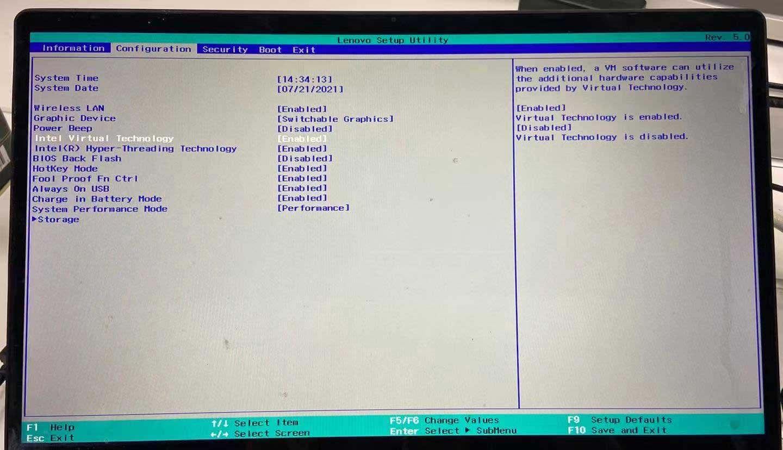 Cấu hình PC