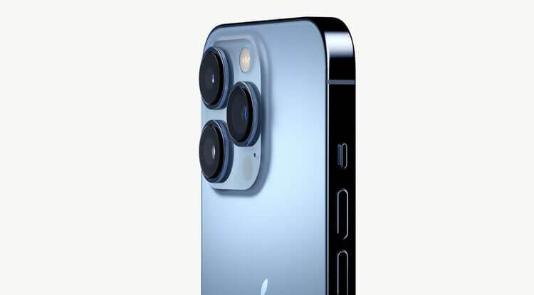 Màu của iPhone 13 Pro