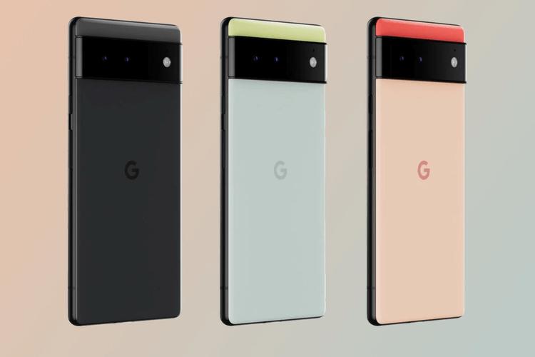 Màu của Google Pixel 6