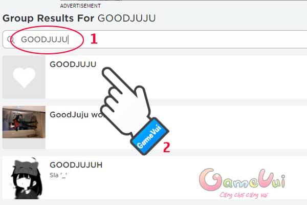 Tìm Goodjuju