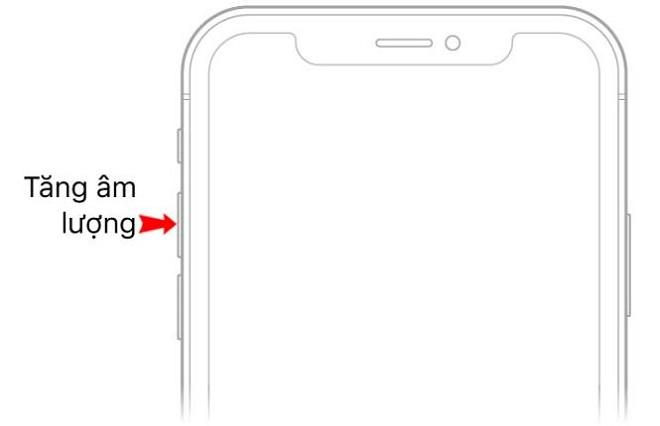 Tăng âm lượng của iPhone 11 Pro Max