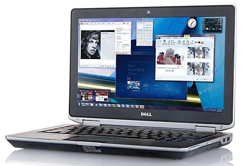 mat truoc Dell latitude E6330