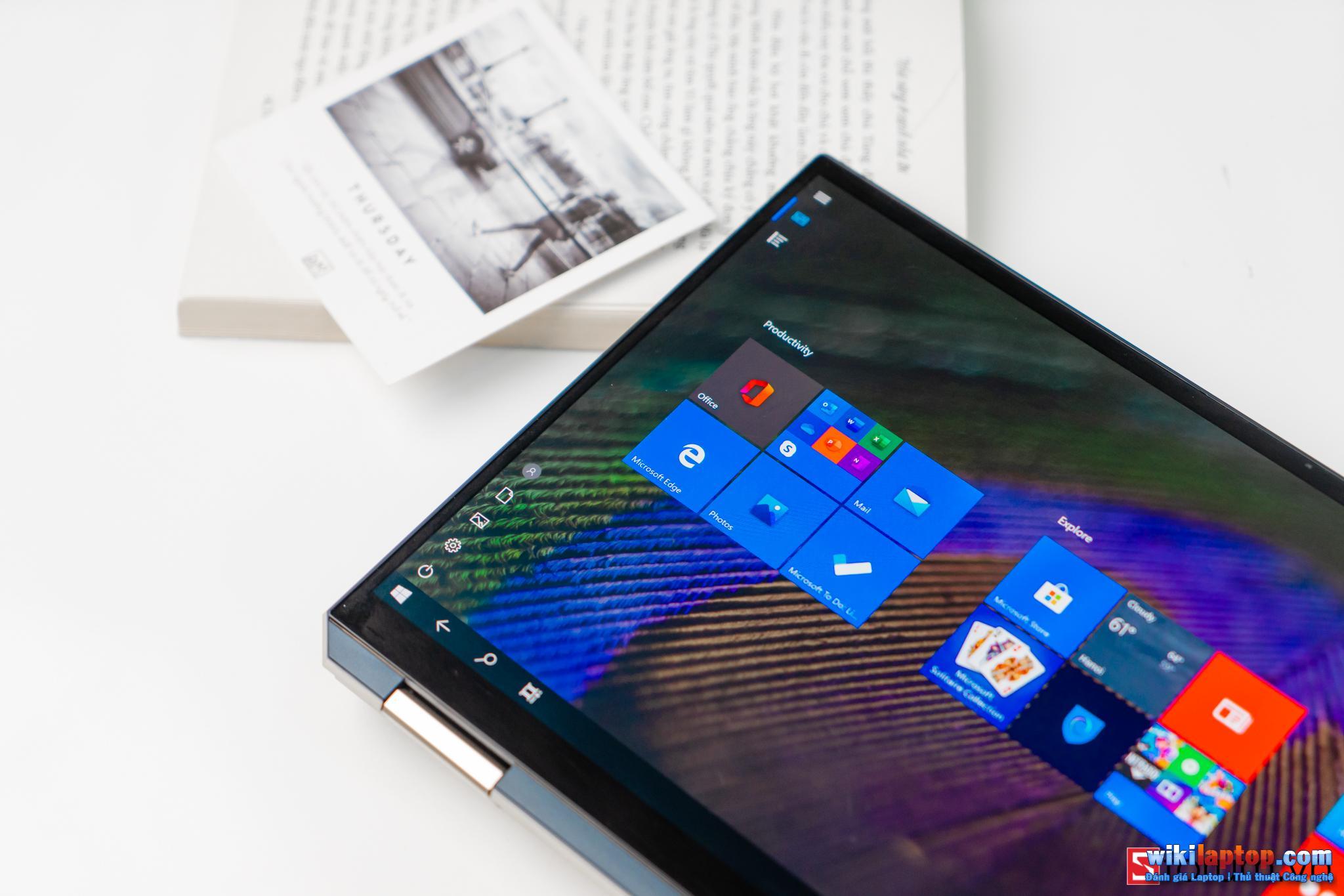 Sforum - Trang thông tin công nghệ mới nhất CPS-HP-Specter-X360-13-40 Đánh giá chi tiết HP Spectre x360 13: Cái gì bên trong một chiếc Laptop có giá gần 50 triệu HP?