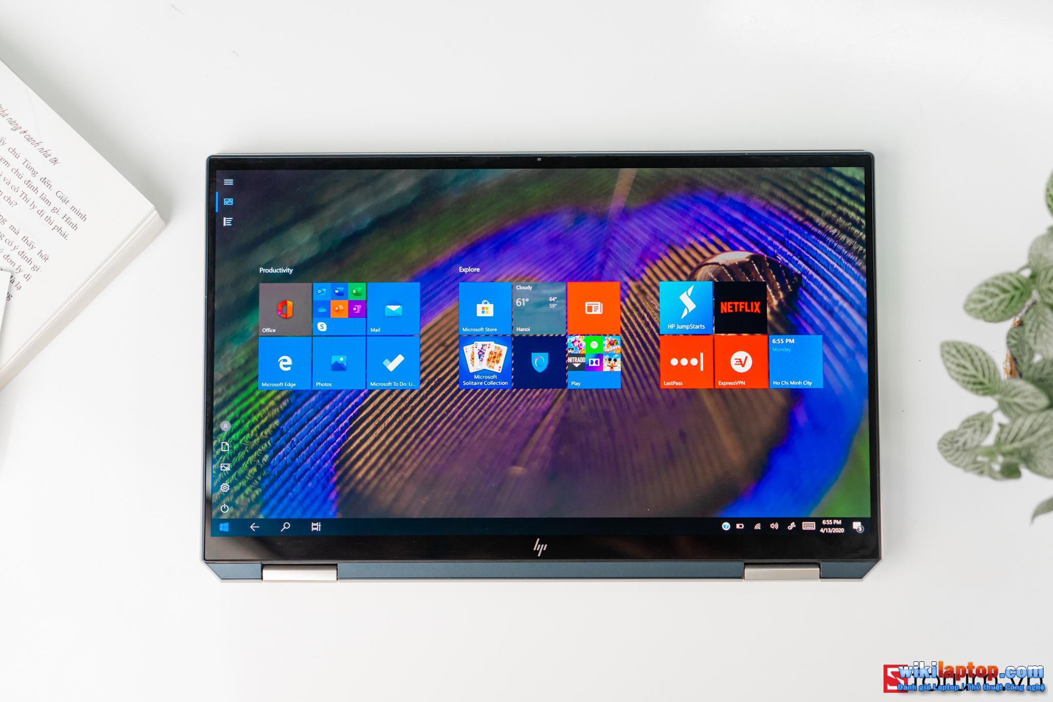 Sforum - Trang thông tin công nghệ mới nhất CPS-HP-Specter-X360-13-43 Đánh giá chi tiết về HP Spectre x360 13: Có gì bên trong một chiếc Laptop có giá gần 50 triệu HP?