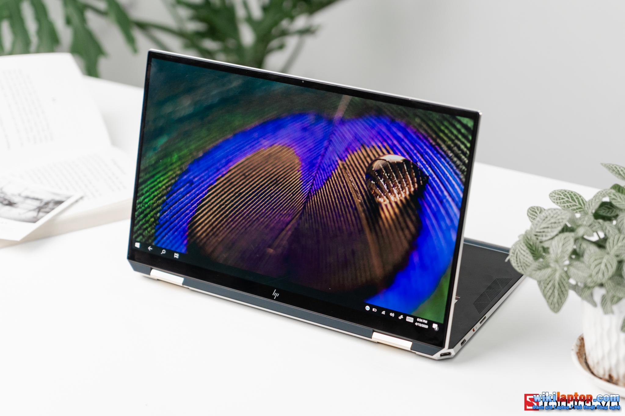 Sforum - Trang thông tin công nghệ mới nhất CPS-HP-Specter-X360-13-39 Đánh giá chi tiết HP Spectre x360 13: Cái gì bên trong một chiếc Laptop có giá gần 50 triệu HP?