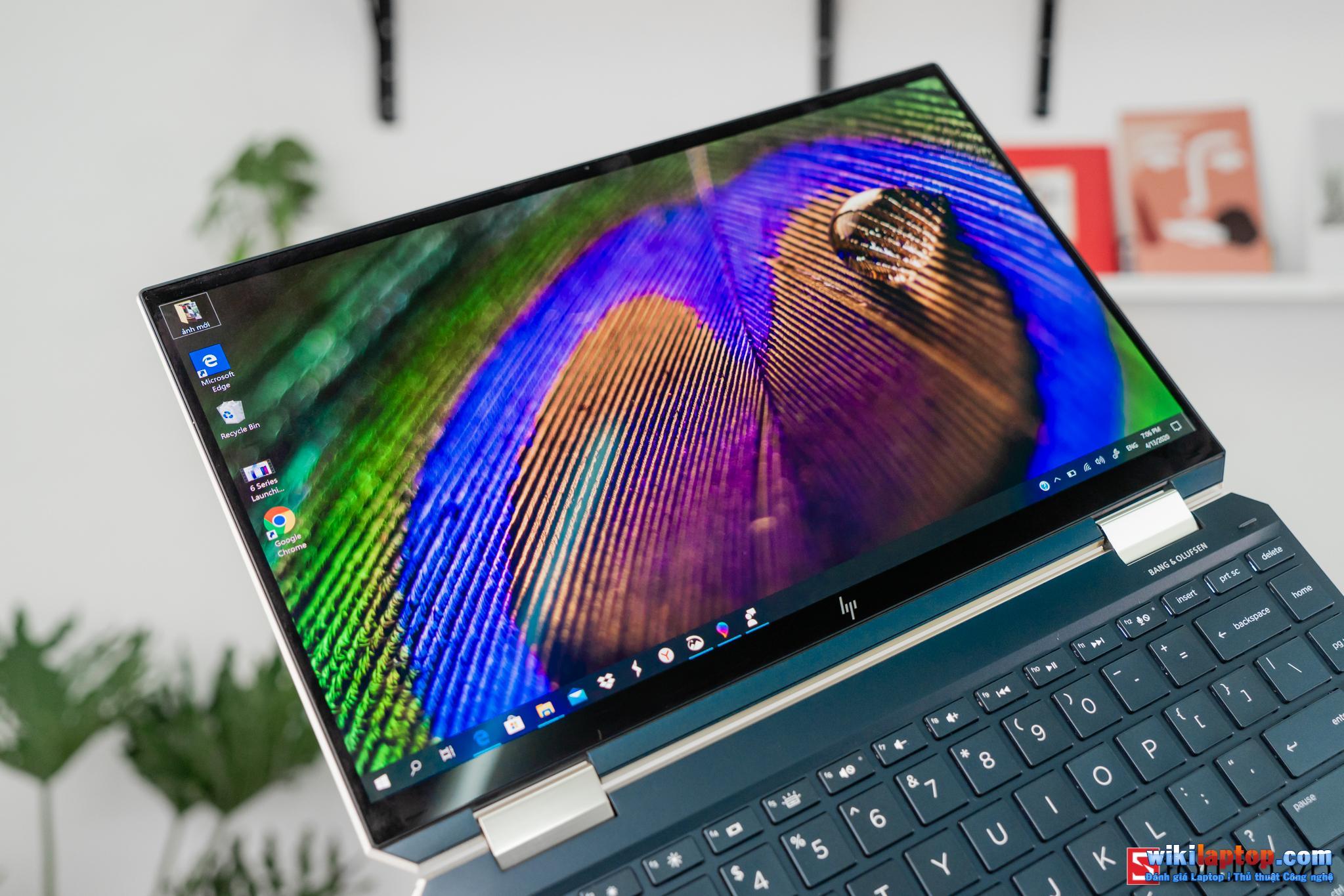Sforum - Trang thông tin công nghệ mới nhất CPS-HP-Specter-X360-13-68 Đánh giá chi tiết HP Spectre x360 13: Cái gì bên trong một chiếc Laptop có giá gần 50 triệu HP?