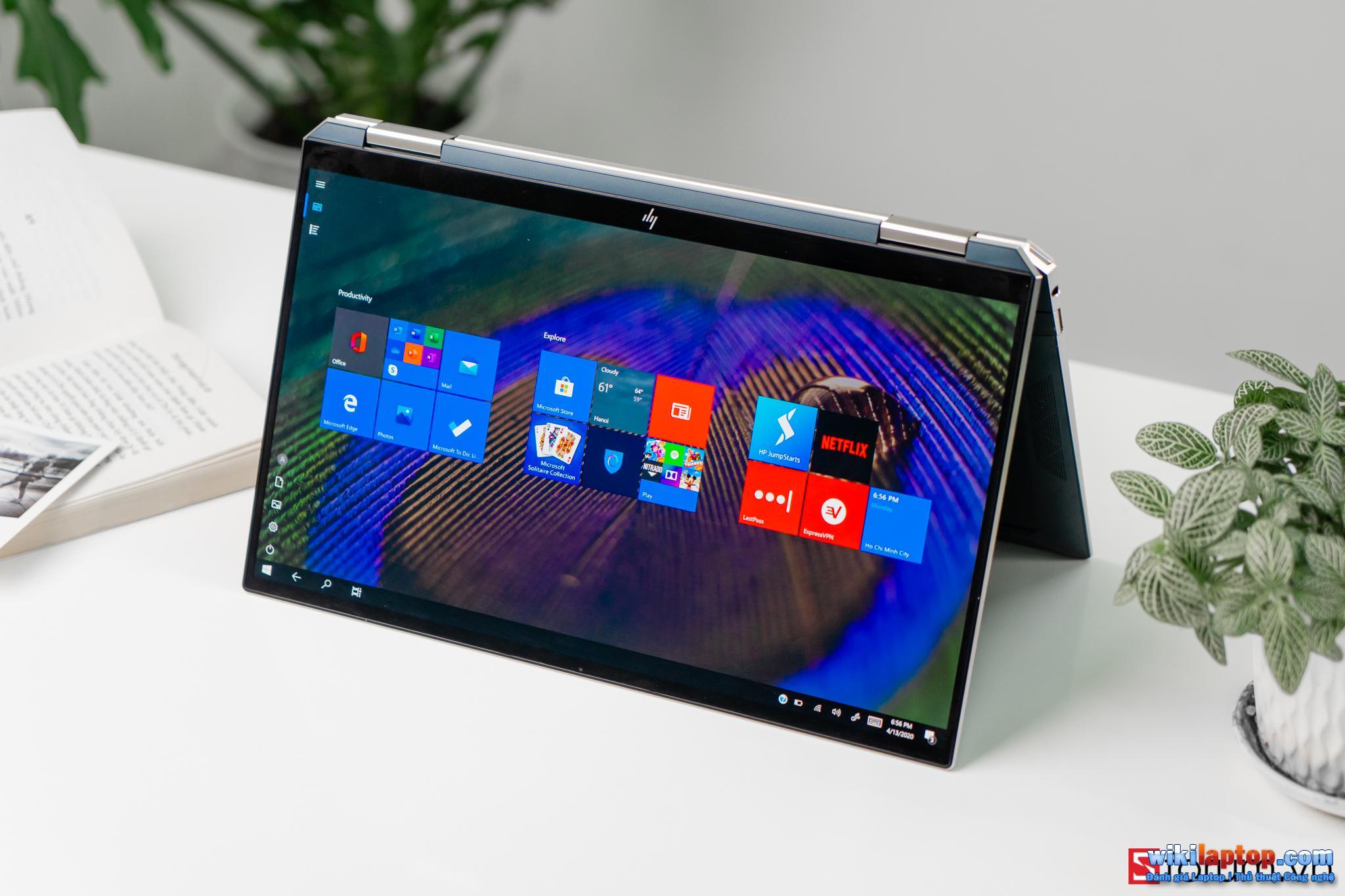 Sforum - Trang thông tin công nghệ mới nhất CPS-HP-Specter-X360-13-46 Đánh giá chi tiết HP Spectre x360 13: Cái gì bên trong một chiếc Laptop có giá gần 50 triệu HP?