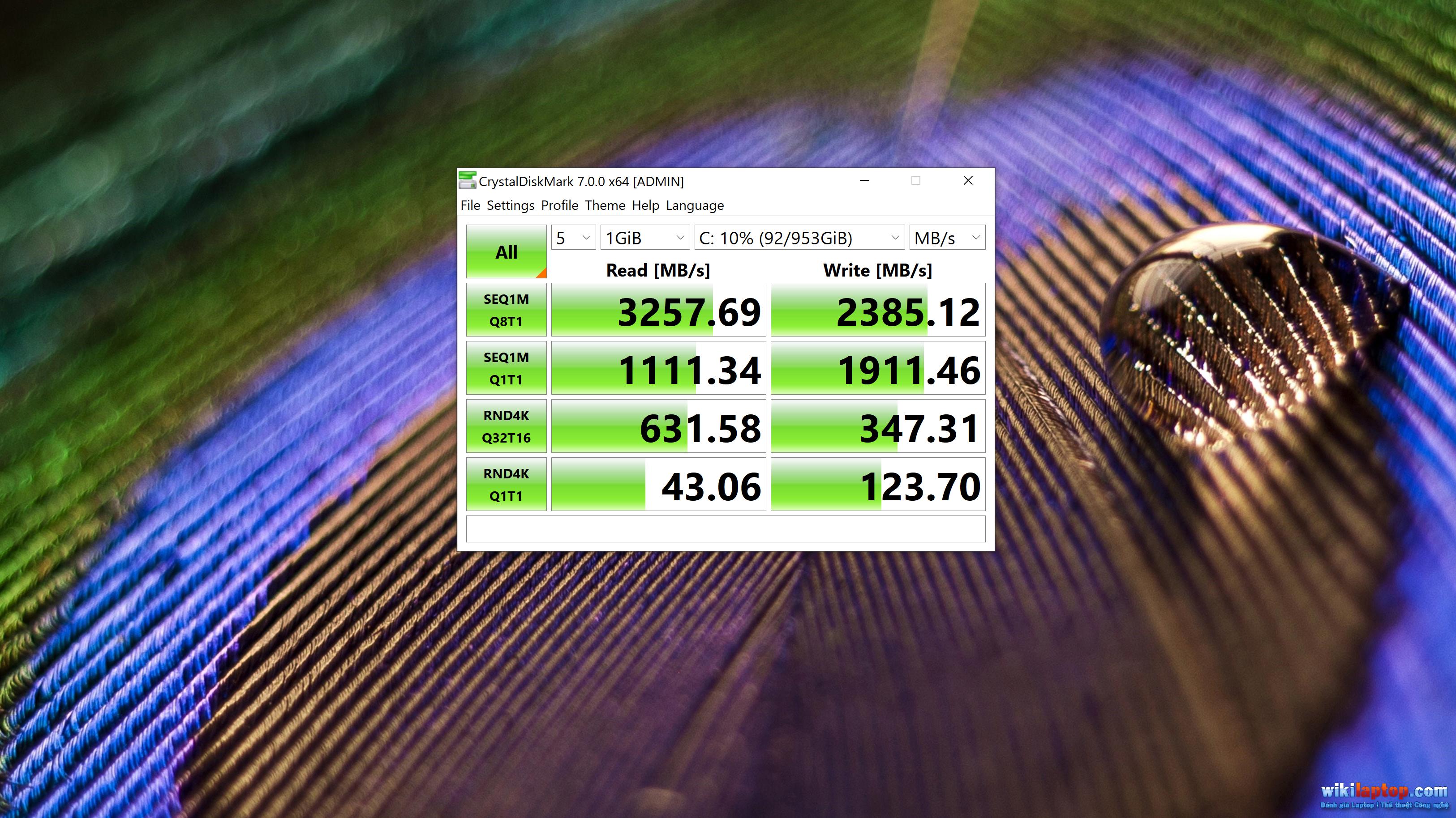 Sforum - Trang thông tin công nghệ HP-Spectre-x360-Test-6 Đánh giá chi tiết HP Spectre x360 13: Cái gì bên trong một chiếc Laptop có giá gần 50 triệu HP?