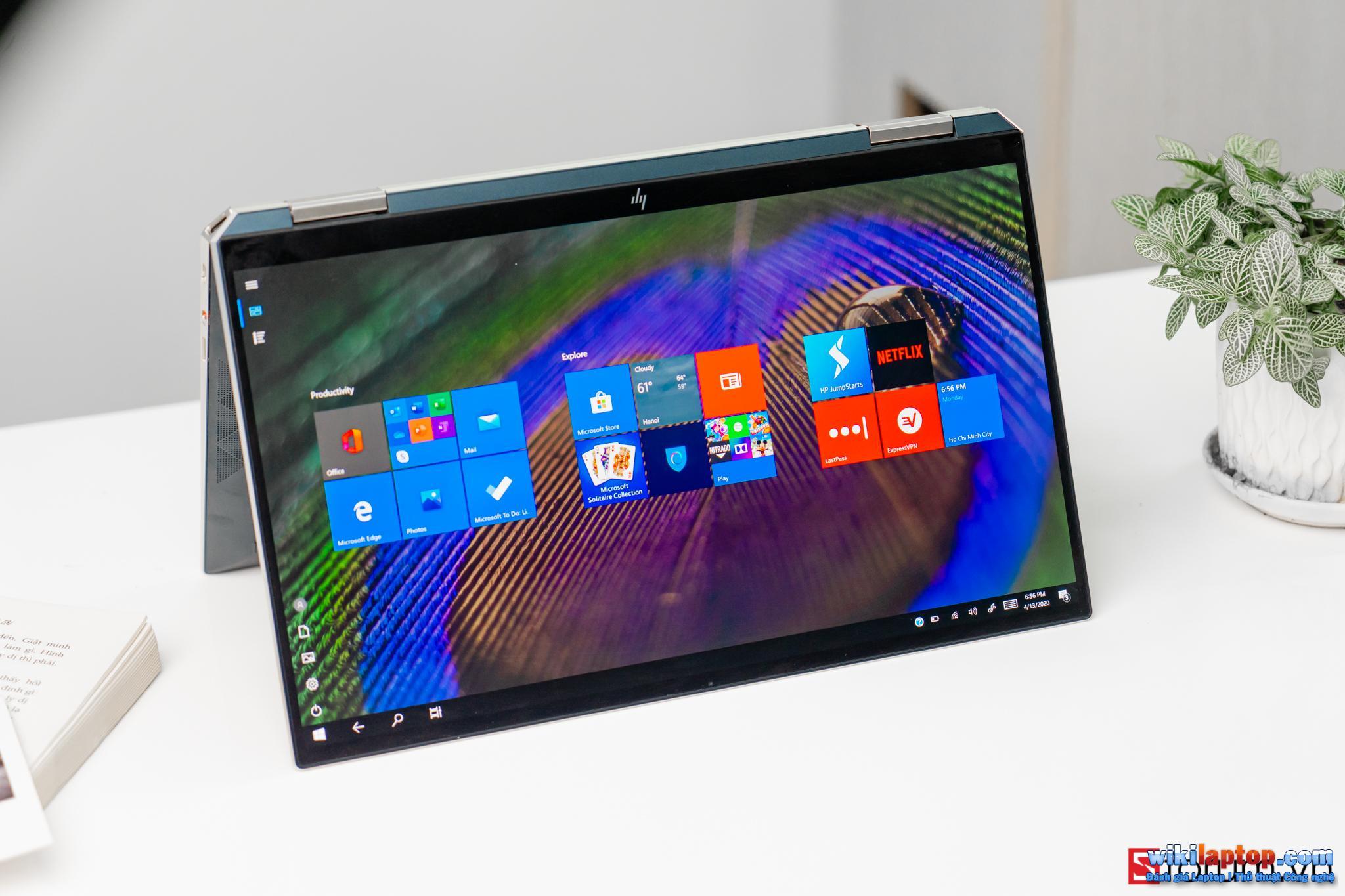 Sforum - Trang thông tin công nghệ mới nhất CPS-HP-Spectre-X360-13-45 Đánh giá chi tiết HP Spectre x360 13: Cái gì bên trong một chiếc Laptop có giá gần 50 triệu HP?