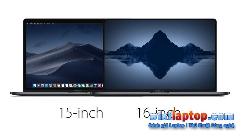 Sforum - Techbook macbook pro-15-inch-vs-16-inch-1 So sánh MacBook Pro 16 inch và MacBook Pro 15 inch: Lựa chọn nào tốt hơn?