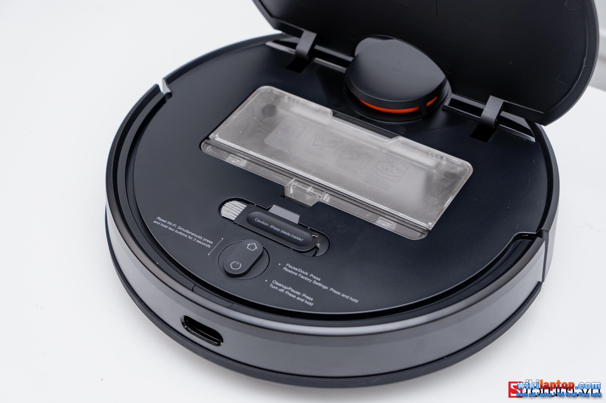 Sforum - Trang thông tin công nghệ mới nhất Mi-Robot-Máy hút bụi Mop-P-12 Đánh giá Mi Robot Máy hút bụi P: Làm sạch, hút thông minh và nhiều tính năng