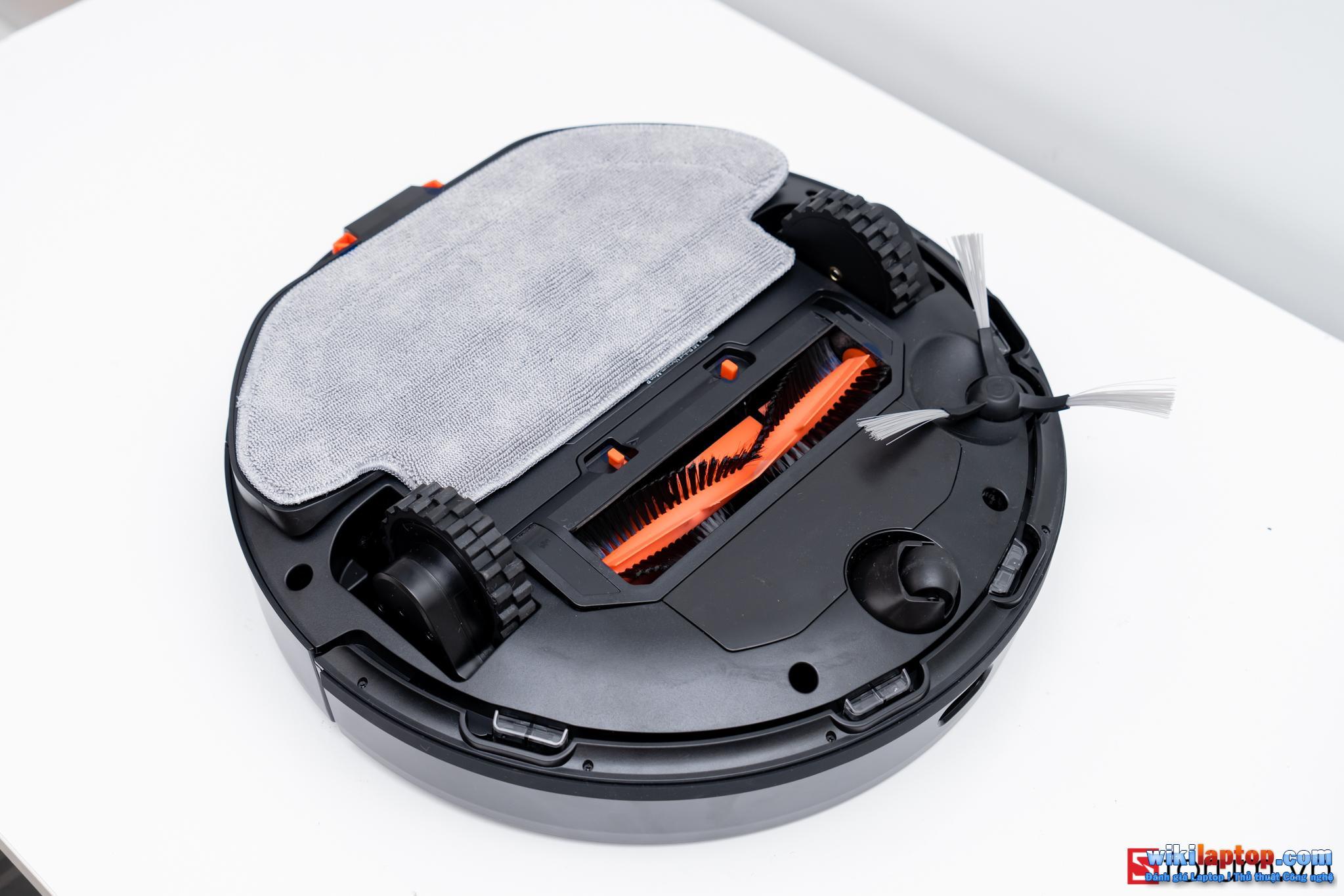 Sforum - Trang thông tin công nghệ mới nhất Mi-Robot-Máy hút bụi Mop-P-30 Đánh giá Mi Robot Máy hút bụi P: Làm sạch, hút thông minh và nhiều tính năng