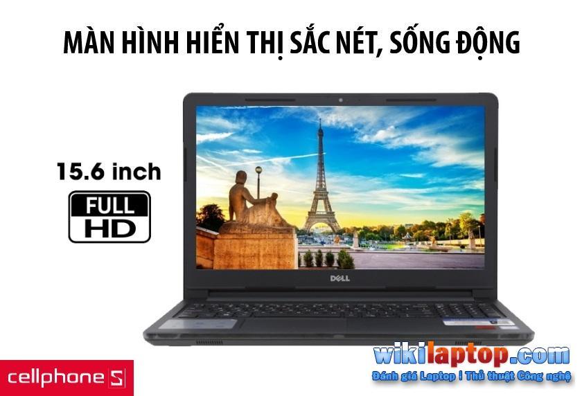 Sforum - Trang thông tin công nghệ mới nhất dell-Inspiron-3576-2 Inspiron 15 3576: Máy tính xách tay Dell đáng mua với giá khoảng 14 triệu đồng!
