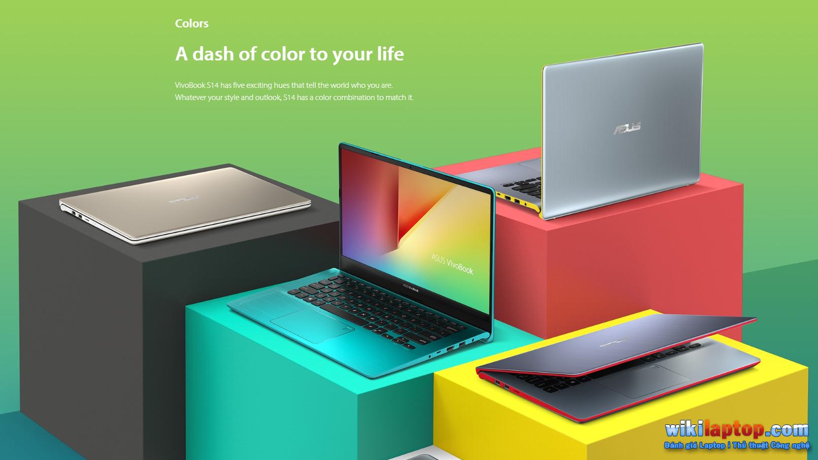 Sforum - Trang thông tin công nghệ mới nhất vivobooks14-4 Sẽ thật thiếu sót nếu bạn không chọn chiếc laptop này với giá 13 triệu đồng !!!
