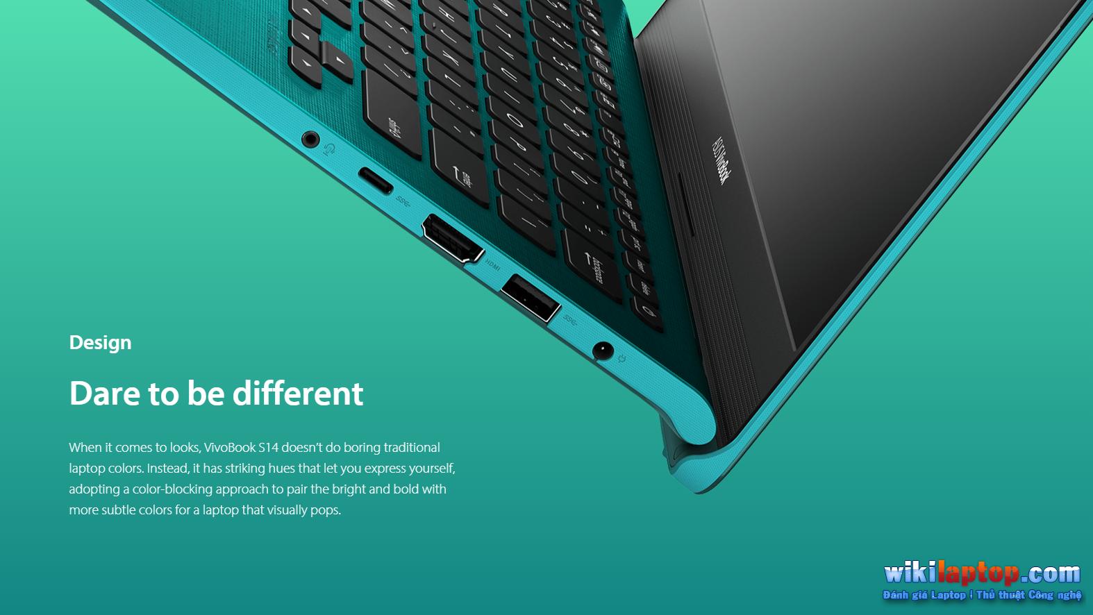 Sforum - Trang thông tin công nghệ mới nhất vivobooks14-3 Sẽ thật thiếu sót nếu bạn không chọn chiếc laptop này với giá 13 triệu đồng !!!