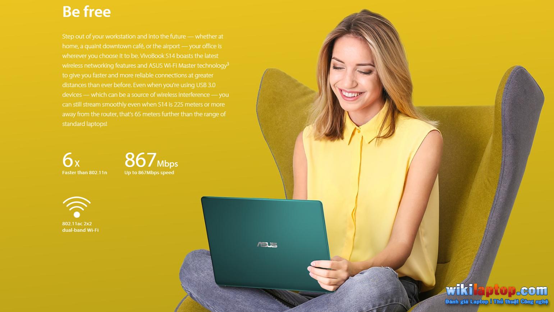 Sforum - Trang thông tin công nghệ mới nhất vivobooks14-10 Sẽ thật thiếu sót nếu không chọn chiếc laptop này với mức giá 13 triệu đồng !!!