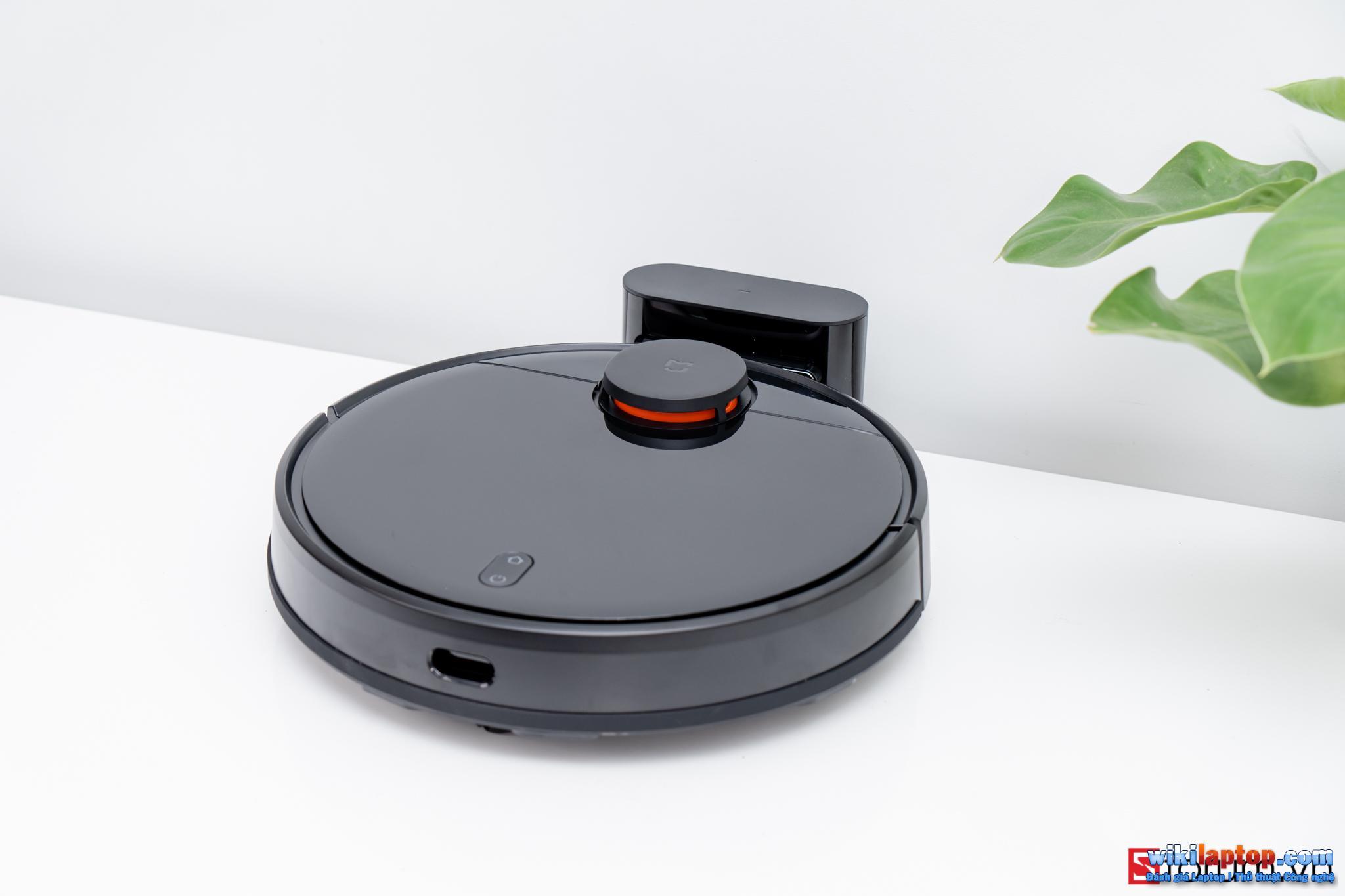 Sforum - Trang thông tin công nghệ mới nhất Mi-Robot-Máy hút bụi Mop-P-22 Đánh giá Mi Robot Máy hút bụi P: Làm sạch, hút thông minh và nhiều tính năng