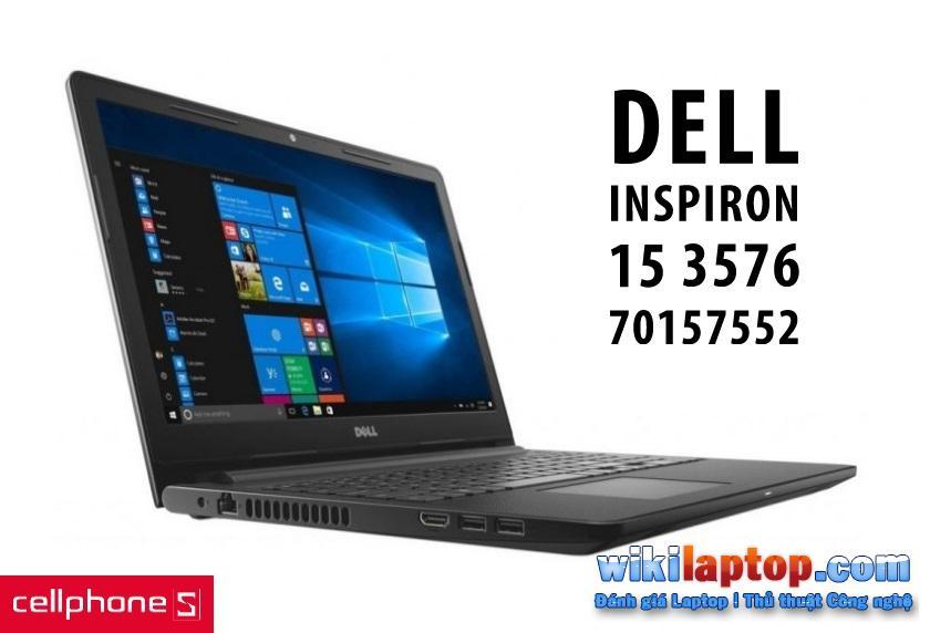 Sforum - Trang thông tin công nghệ mới nhất dell-Inspiron-3576-1 Inspiron 15 3576: Máy tính xách tay Dell đáng mua với giá khoảng 14 triệu đồng!