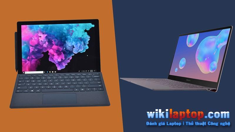 Sforum - Trang thông tin công nghệ mới nhất eiJwXugCkzd265GmABFQkF So sánh Samsung Galaxy Book S và Microsoft Surface Pro 6: Thiết bị nào phù hợp với bạn?