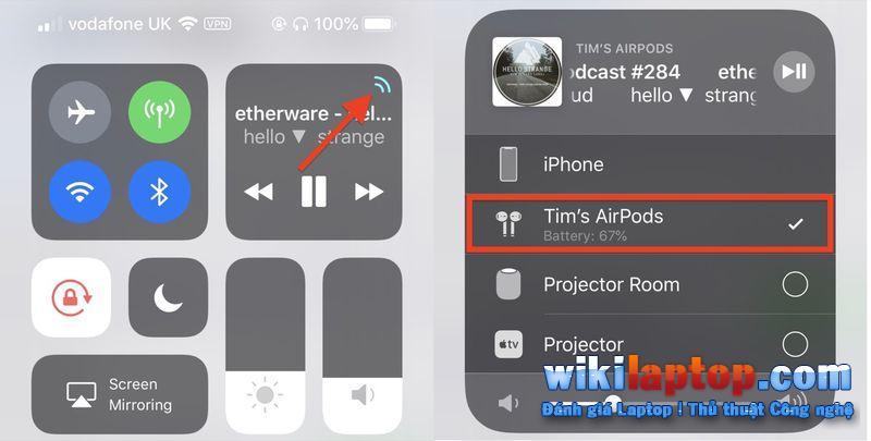 Sforum - Airpods-AirPlay-1 trang thông tin công nghệ mới nhất 11 mẹo sử dụng AirPods 2 cực kỳ hiệu quả, không phải người dùng nào cũng biết