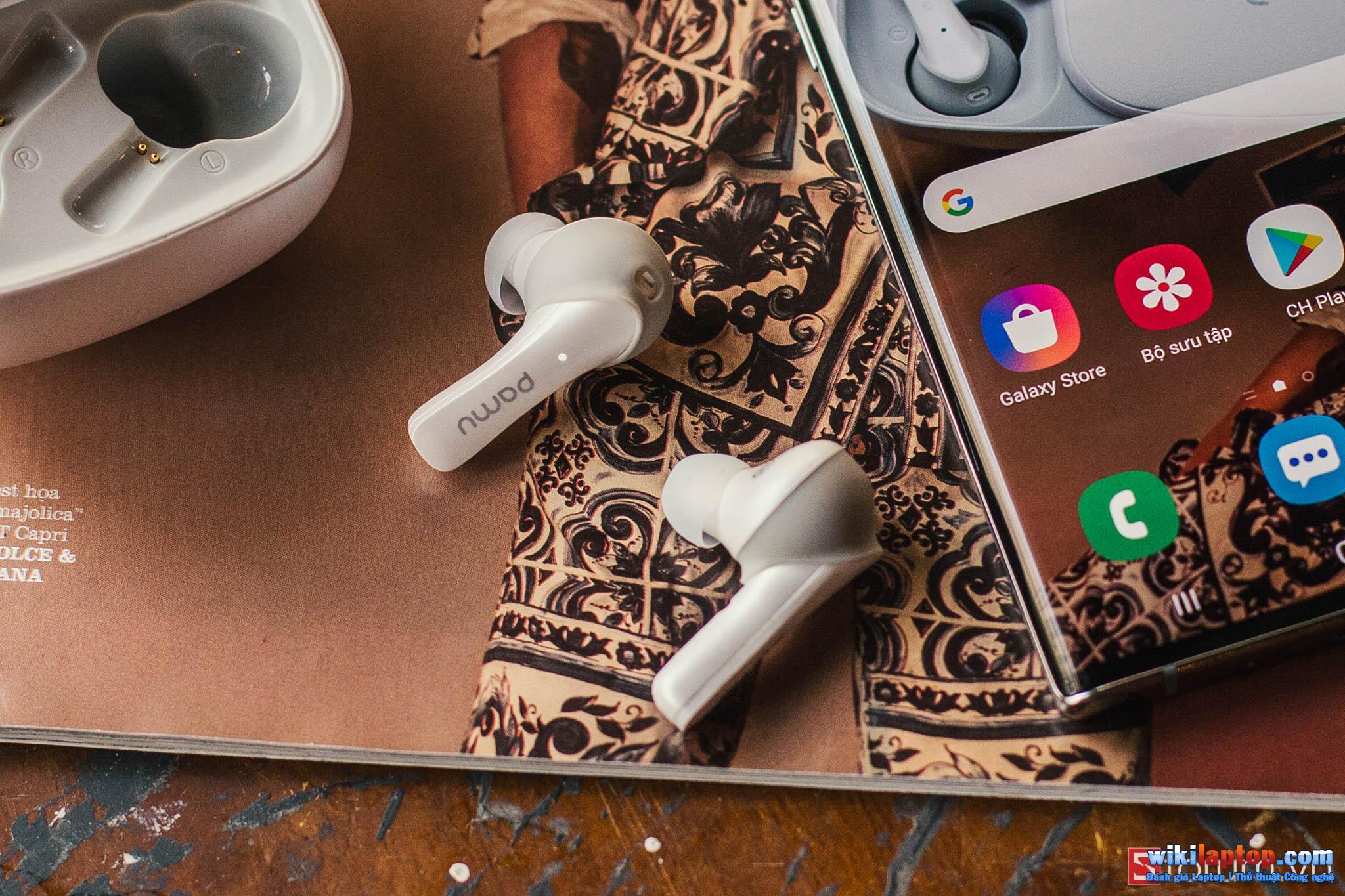 Sforum - Trang thông tin công nghệ mới nhất IMG_9770 Đánh giá về tai nghe Padmate không dây thực sự Pamu Slide Plus: Tên