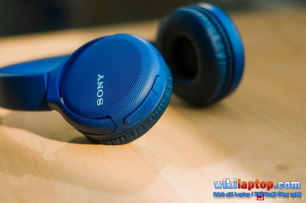Sforum - Trang thông tin công nghệ mới nhất DSC_8462 Trải nghiệm tai nghe bluetooth on-ear nhanh Sony WH-CH510: Nhỏ gọn, mượt mà, pin 35 giờ, giá chỉ 1 triệu
