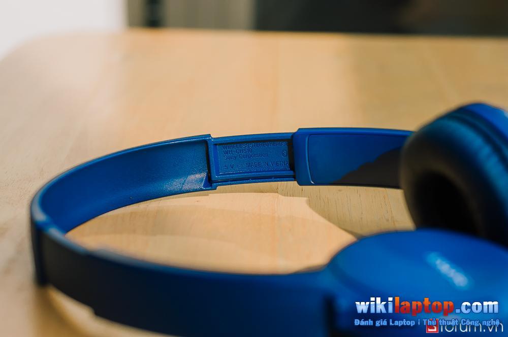 Sforum - Trang thông tin công nghệ mới nhất DSC_8471 Trải nghiệm tai nghe bluetooth on-ear nhanh Sony WH-CH510: Nhỏ gọn, mượt mà, pin 35 giờ, giá chỉ 1 triệu