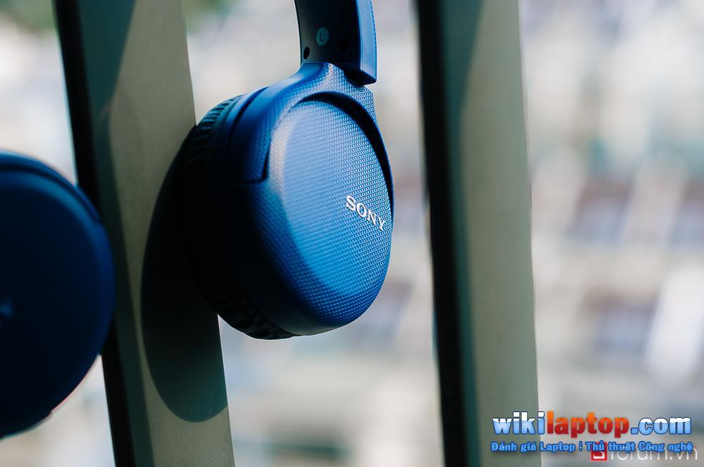 Sforum - Trang thông tin công nghệ mới nhất DSC_8478 Trải nghiệm tai nghe bluetooth on-ear nhanh Sony WH-CH510: Nhỏ gọn, mượt mà, pin 35 giờ, giá chỉ 1 triệu