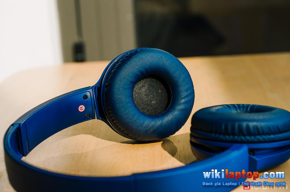 Sforum - Trang thông tin công nghệ mới nhất DSC_8450 Trải nghiệm nhanh tai nghe bluetooth on-ear Sony WH-CH510: Nhỏ gọn, mượt mà, pin 35 giờ, giá chỉ 1 triệu