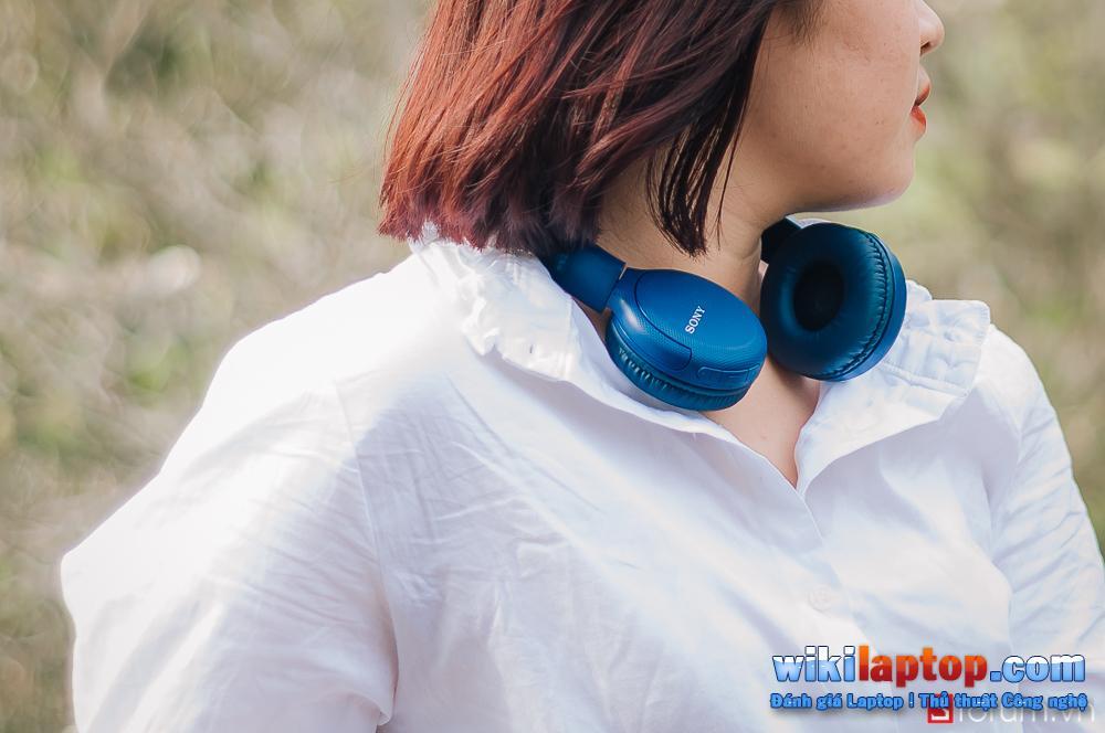 Sforum - Trang thông tin công nghệ mới nhất DSC_8194 Trải nghiệm tai nghe bluetooth on-ear nhanh Sony WH-CH510: Nhỏ gọn, mượt mà, pin 35 giờ, giá chỉ 1 triệu